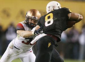 Photos: UA sports Throwback Thursday Jared Tevis