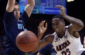 Pac-12 tournament photos: No. 2 UCLA 75, No. 1 Arizona 71