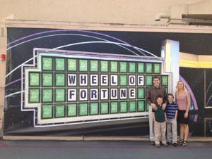 Wheel of Fortune Wheelmobile