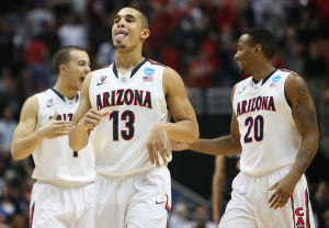 Photos: Arizona vs. San Diego State in NCAA Tournament