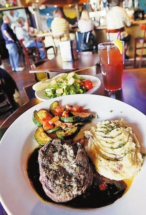 Restaurant Review : Risky's surprises with fine specialties
