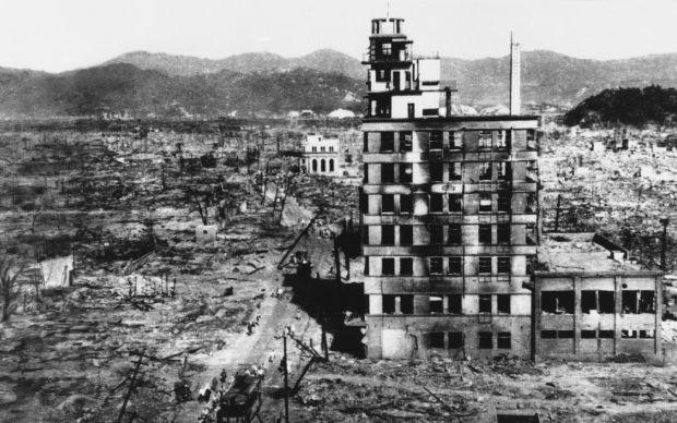 The Hiroshima Bombing Happened 70 Years Ago Today