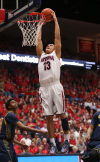 Arizona's go-to-guy, Nick Johnson