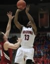 Arizona Wildcats Basketball UA vs. Stanford