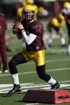 Arizona State football QB has Devils on verge of 8 wins