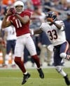 NFL Bears 28, Cardinals 13 Chicago defense outscores AZ offense