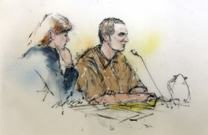 Loughner pleads guilty in Tucson rampage, faces 7 life terms