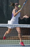 Girls tennis: 'Fired up' Rincon faces Foothills next