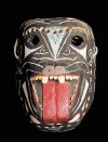 Masks reveal the maker's inner self (w/slide show and video)