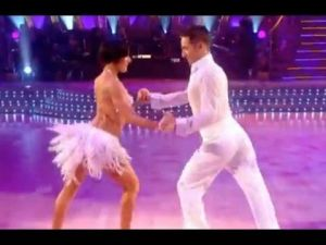 Dance Party Friday: Flavia and Vincent's samba
