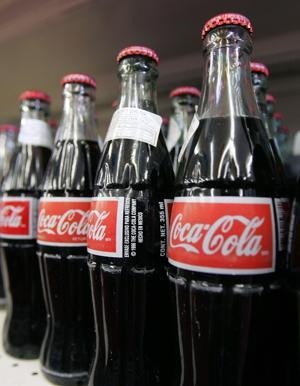 Coke, Pepsi, Dr Pepper bajarán número de calorías