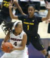 Arizona vs Arizona State women's college basketball