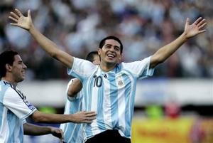 Argentina: sin Riquelme, el fútbol pierde a exquisito enlace