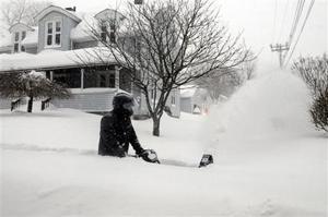 Nordeste se recupera de tormenta, dudas sobre previsión