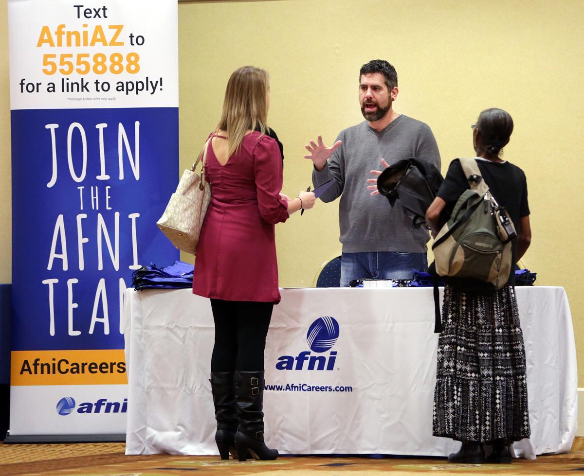tucson call center afni adding 280 new jobs tucson business news jobertising com job fair