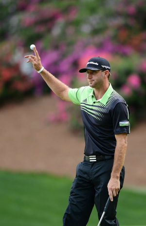 Masters Notebook: Adidas has fans seeing double