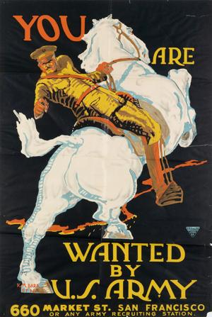 Rare World War I poster fetches $4,500