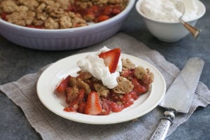 Home Cooking: Pistachios, strawberries combine for easy torte