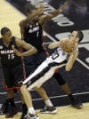 NBA Finals Searching for missing Manu