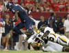 Arizona vs. Toledo college football