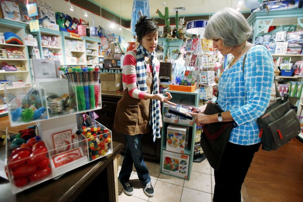 Centsible Mom: Shopping local benefits us all