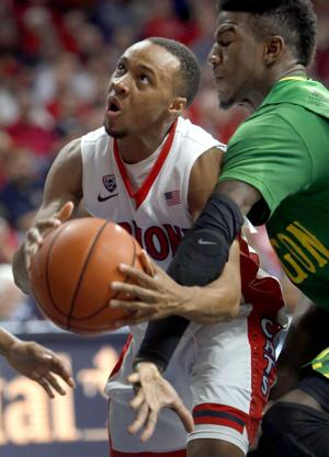 Arizona Wildcats run over Oregon in 90-56 win