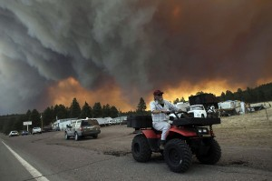 Wallow Fire swells to 233,000 acres