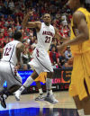 No. 8 Arizona 78, Bethune-Cookman 45