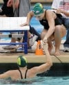 High school swimming: 4 locals double their fun