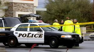 Tucson police involved in shooting at shopping center