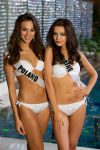 Contestants get ready for Miss Universe
