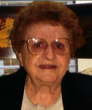 Doris Eileen Mead