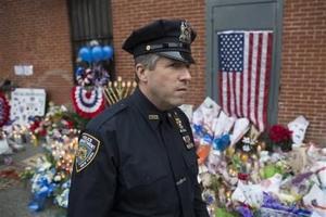 NY: Líder de sindicato de policías enfrenta a alcalde