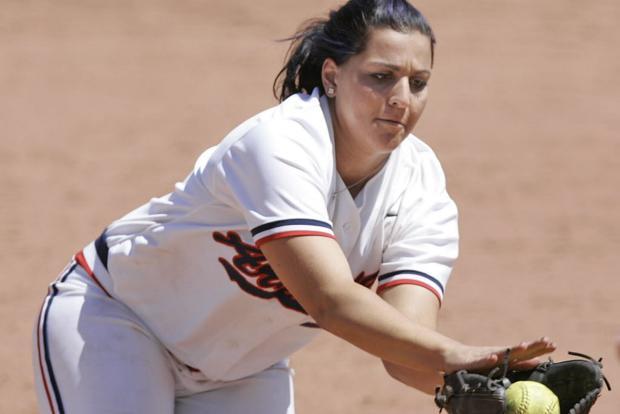 UA softball: Ex-Cat Leles joins staff
