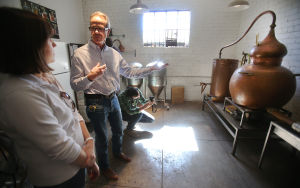 Photos: Hamilton Distillery