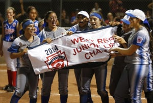 Sunnyside girls headed back to World Series