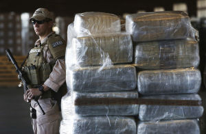 Border officers in Nogales seize record-setting load of pot