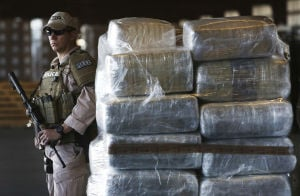 Border officers in Nogales find tractor-trailer hauling 10 tons of marijuana