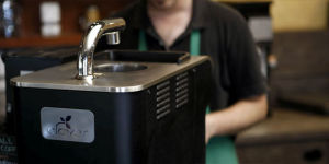 Tucson Starbucks gets Clover coffeemaker