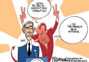 Fitz fix: Obama