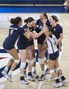 NCAA Volleyball Tournament BYU vs Arizona