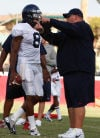 QBs coach: 'Elusive' Solomon ready for first start