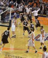 Bucknell hustles to get scoop on UA, find flight to Tucson