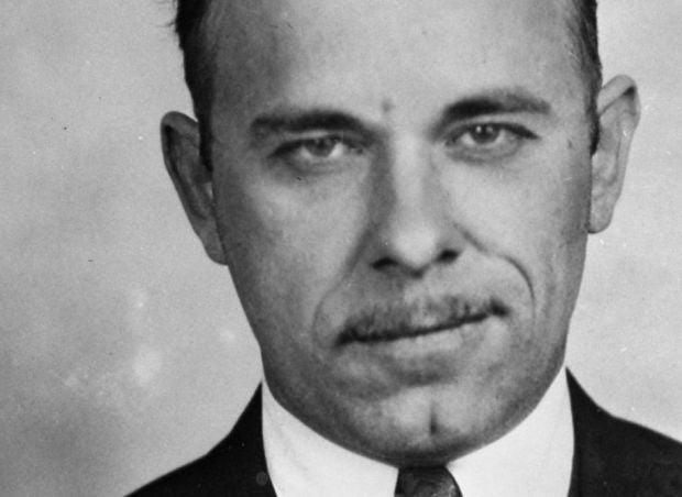John Dillinger's Tucson escapades