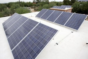 TEP would slice rooftop solar rate benefits