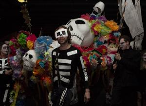 Autumn in Tucson: Tonight's All Souls Procession
