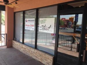 Street taco restaurant moving in downtown