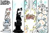 Daily Fitz Cartoon Money in politics
