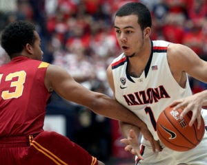 UA basketball: Parrom may see 'bigger role,' but recovery is slow