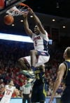 UA basketball: Cats turn game into total Mich.-mash